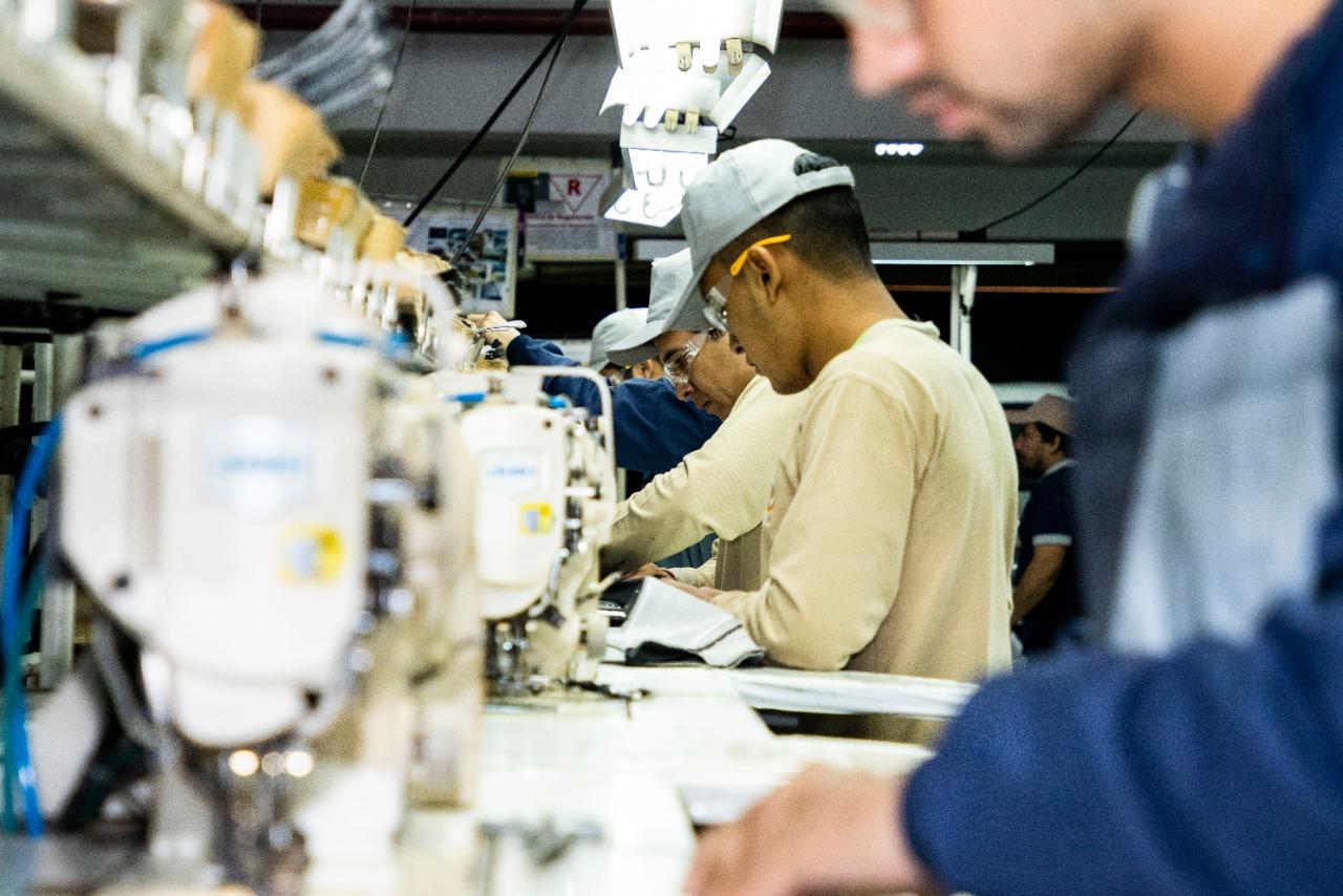 Maquila registró un total de USD 54.814.766 en régimen de exportación